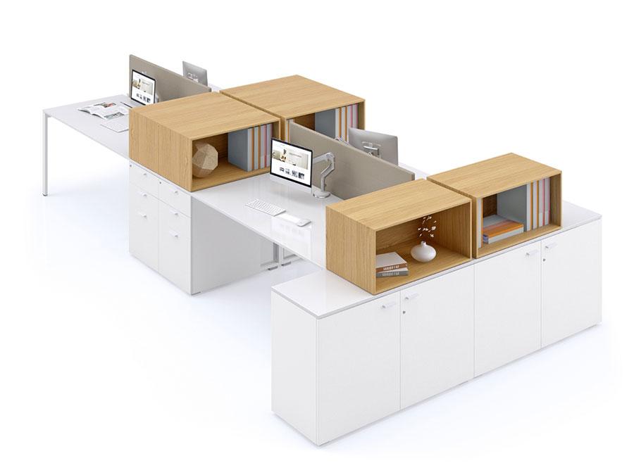 Idee per arredare un ufficio moderno n.11