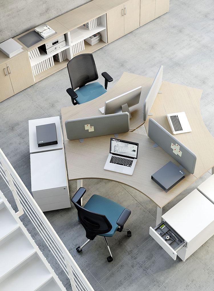 Idee per arredare un ufficio moderno n.12
