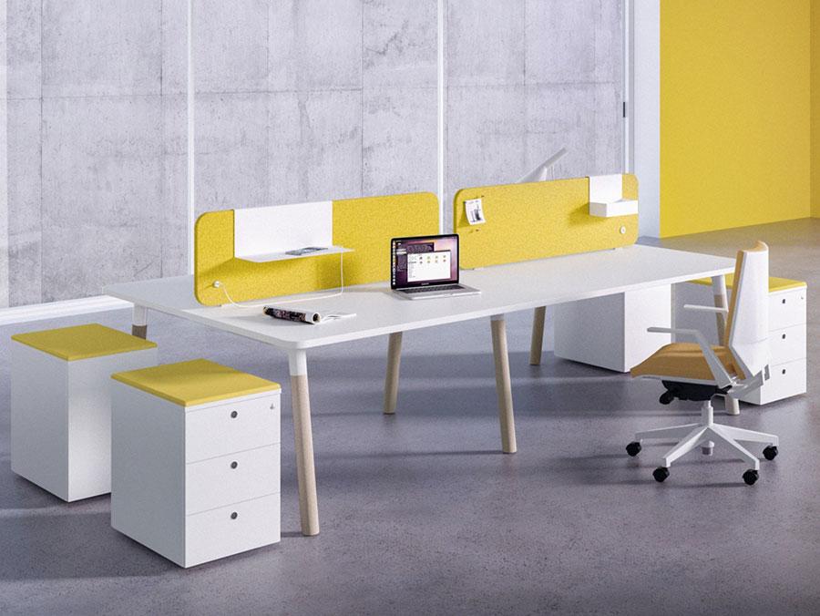 Idee per arredare un ufficio moderno n.14