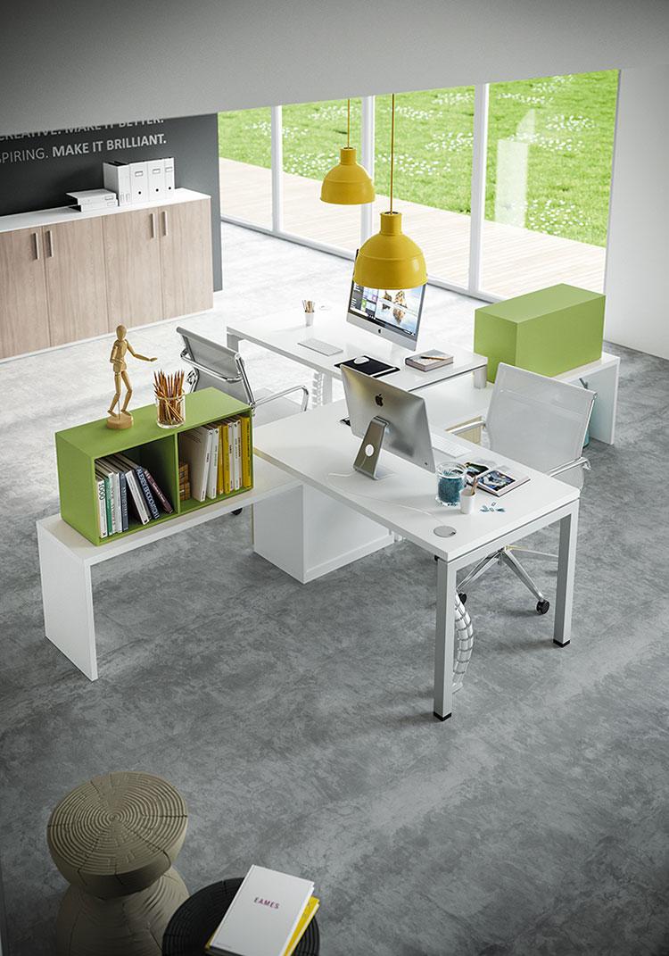 Idee per arredare un ufficio moderno n.17