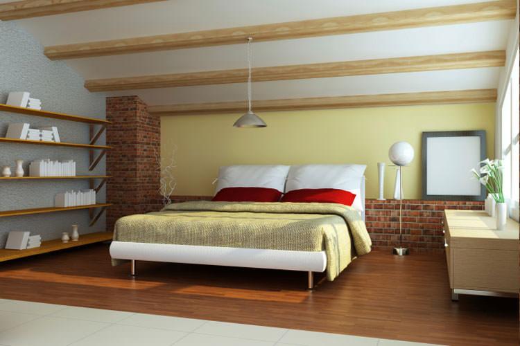 Camera da letto in stile moderno n.04