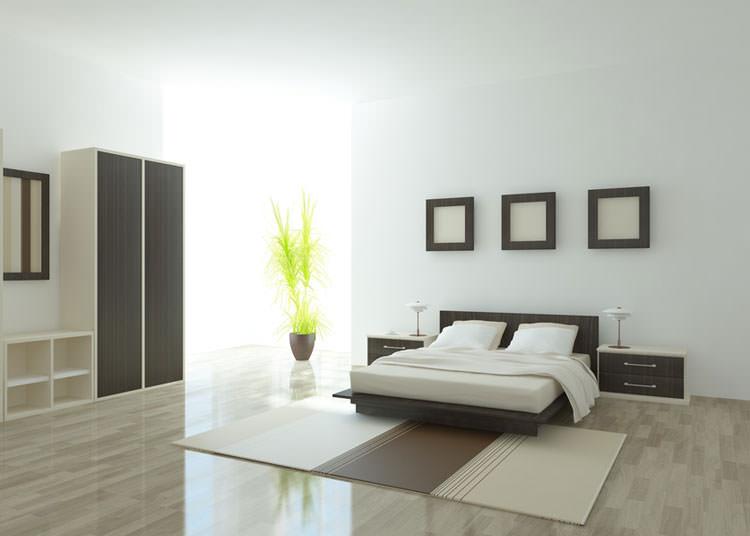 Camera da letto in stile moderno n.07