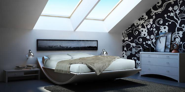 Camera da letto in stile moderno n.08