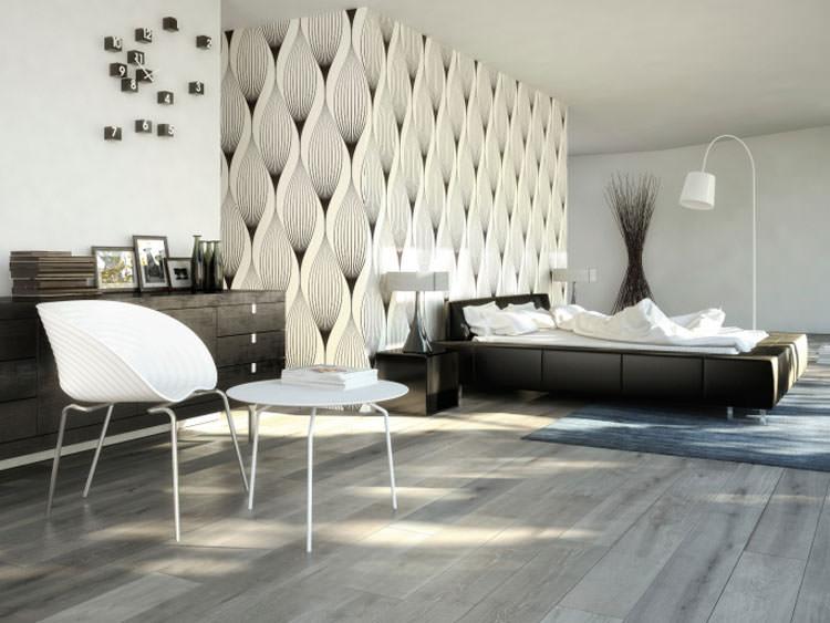 Camera da letto in stile moderno n.09
