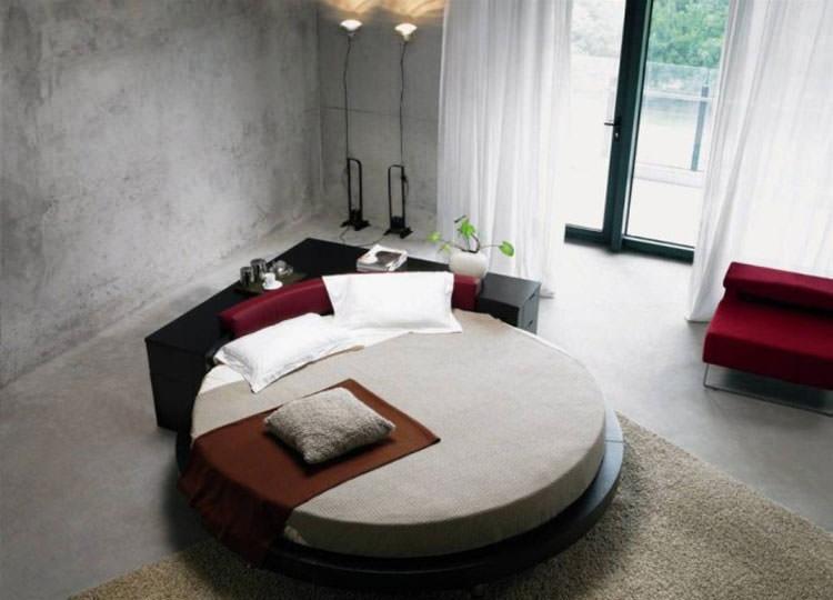 Camera da letto in stile moderno n.21