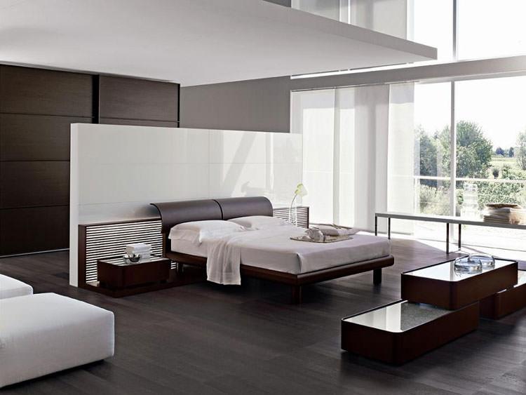 Camera da letto in stile moderno n.23