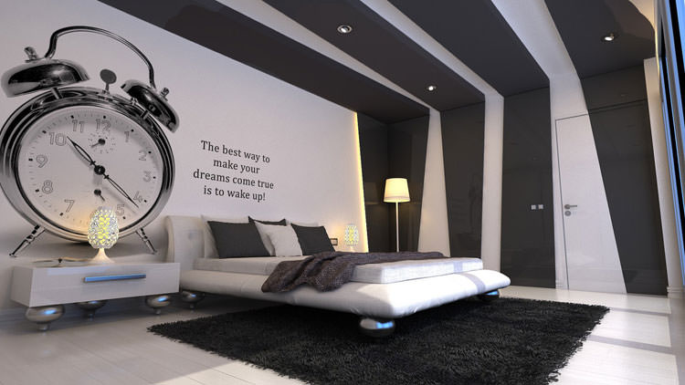 Beautiful Pitture Particolari Per Camera Da Letto Images - Design ...