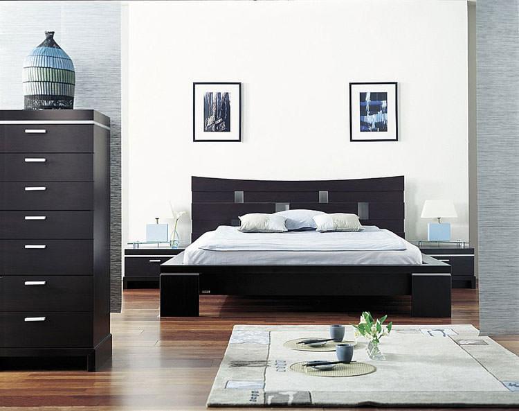 Camera da letto in stile moderno n.25