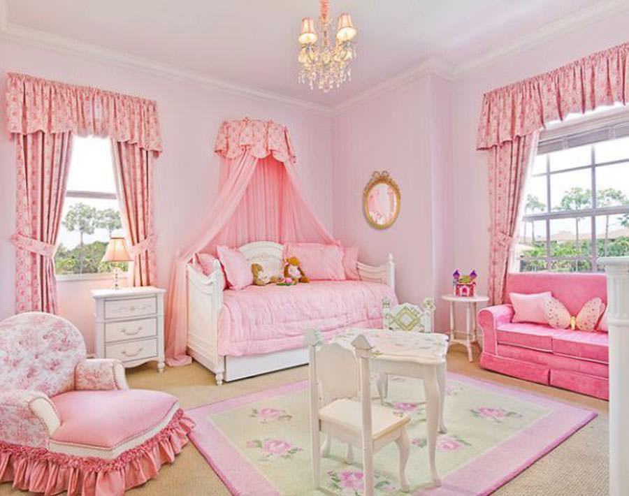 La Camera Da Letto Piu Grande Del Mondo : Meravigliose camerette da principessa disney per bambine