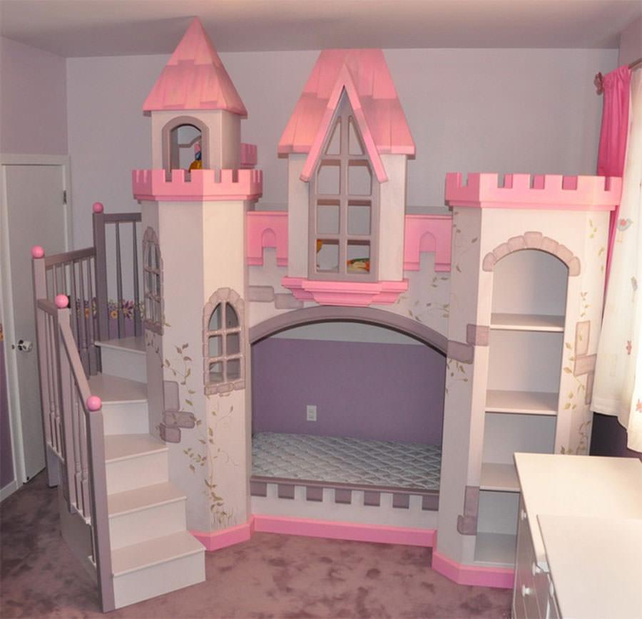 Cameretta delle principesse Disney per bambini n.17