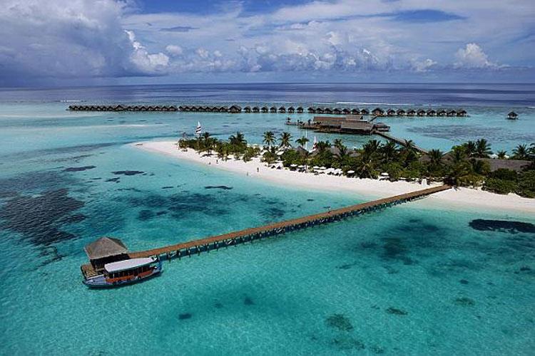 Foto del Diva Resort & Spa alle Maldive n.01
