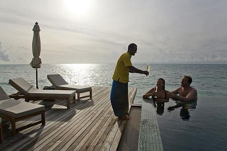 Foto del Diva Resort & Spa alle Maldive n.02
