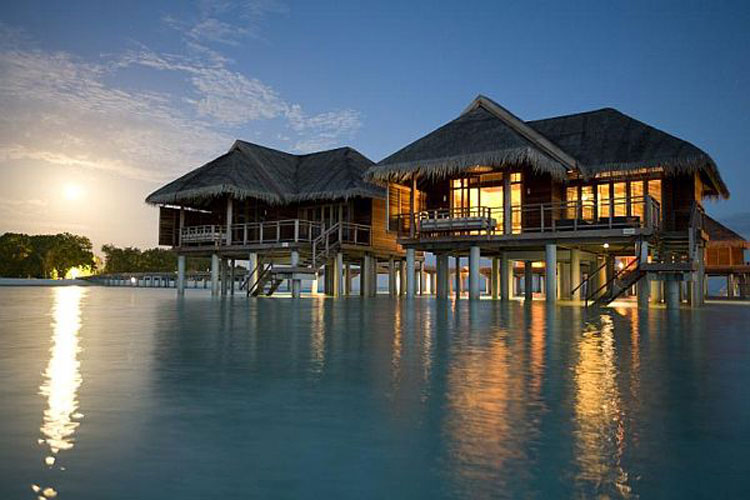 Foto del Diva Resort & Spa alle Maldive n.04
