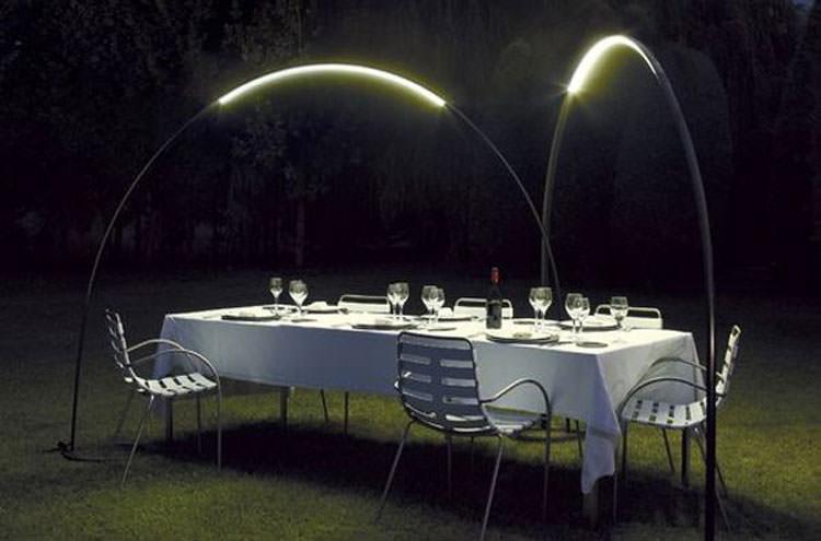 Lampade da giardino moderne per esterno