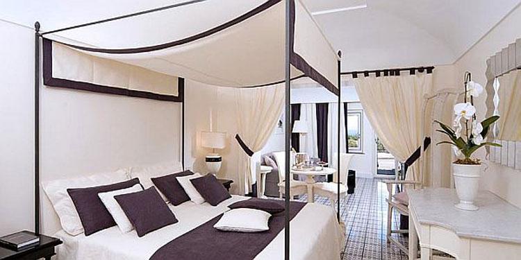 Suite del Mezzatorre Resort e Spa ad Ischia