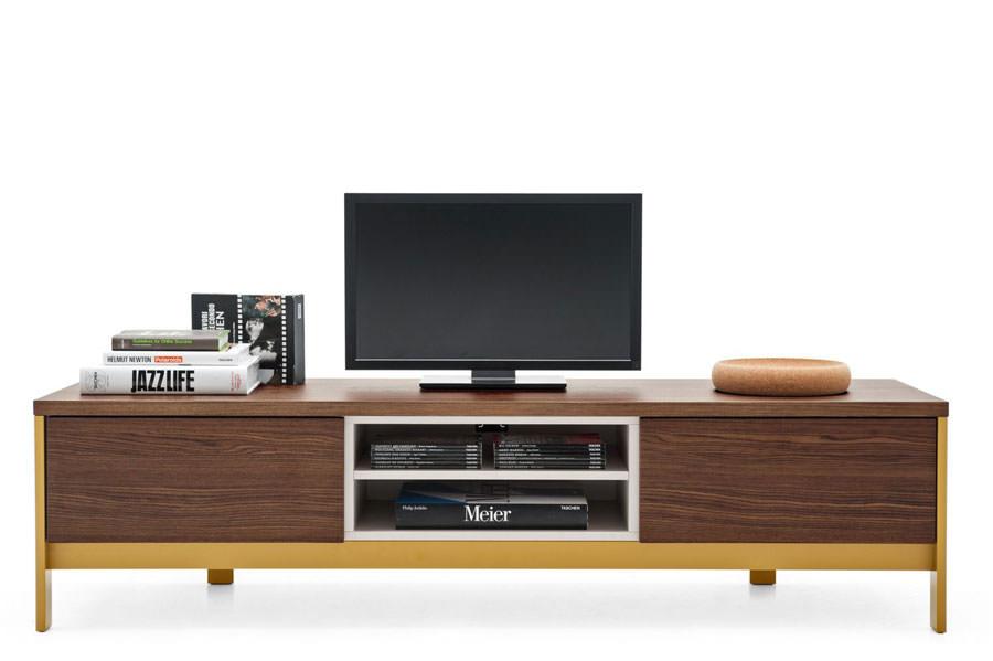 Mobile porta tv dal design particolare n.07