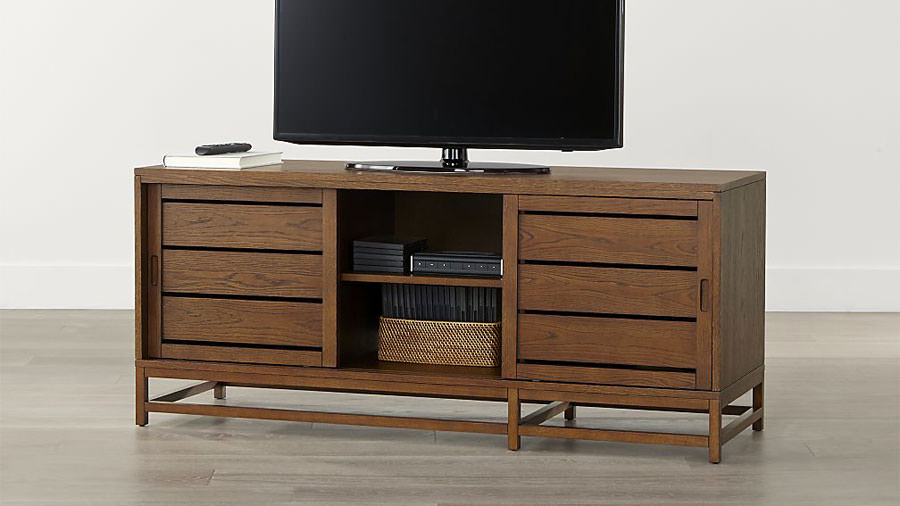 Mobile porta tv dal design particolare n.15