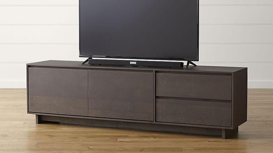 Mobile porta tv dal design particolare n.16