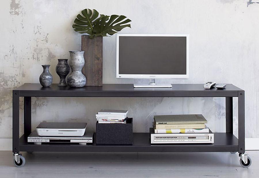 Mobile porta tv dal design particolare n.23
