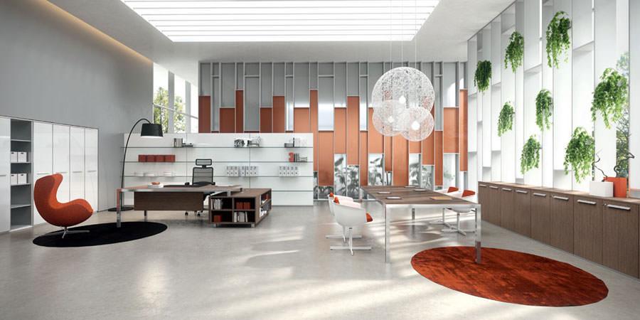 Idee per mobili per ufficio dal design moderno n.01