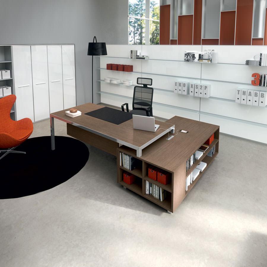 mobili per ufficio dal design moderno 25 idee di arredo ForMobili Design Ufficio