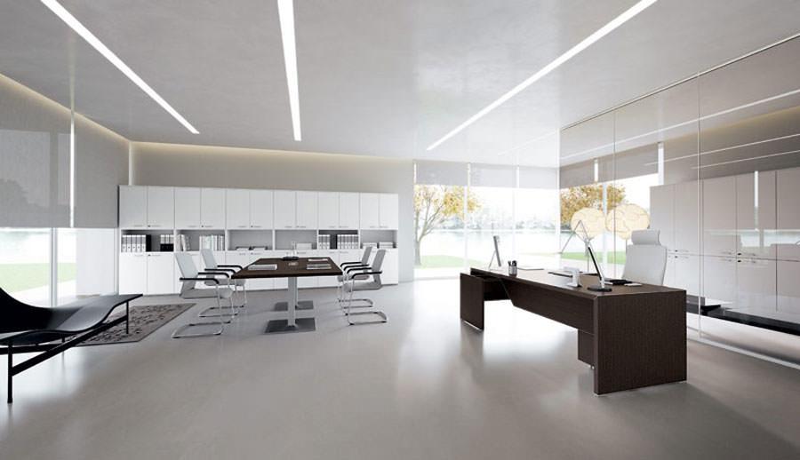 Idee per mobili per ufficio dal design moderno n.03