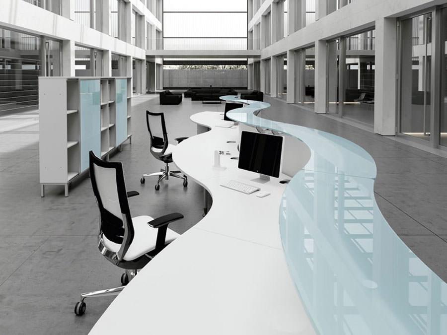 Idee per mobili per ufficio dal design moderno n.05
