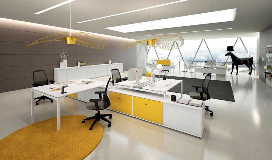 Idee Cucina Ufficio : Mobili per ufficio dal design moderno idee di ...