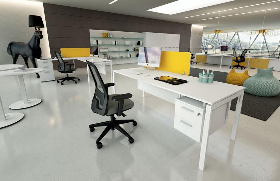 Idee per mobili per ufficio dal design moderno n.08