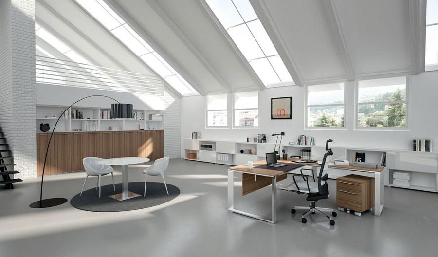 Idee per mobili per ufficio dal design moderno n.09