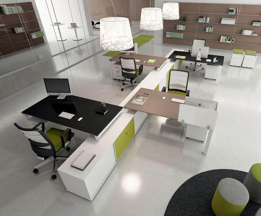 Idee per mobili per ufficio dal design moderno n.14