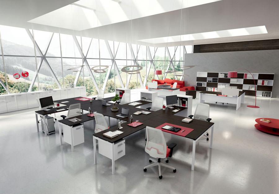 Idee per mobili per ufficio dal design moderno n.16