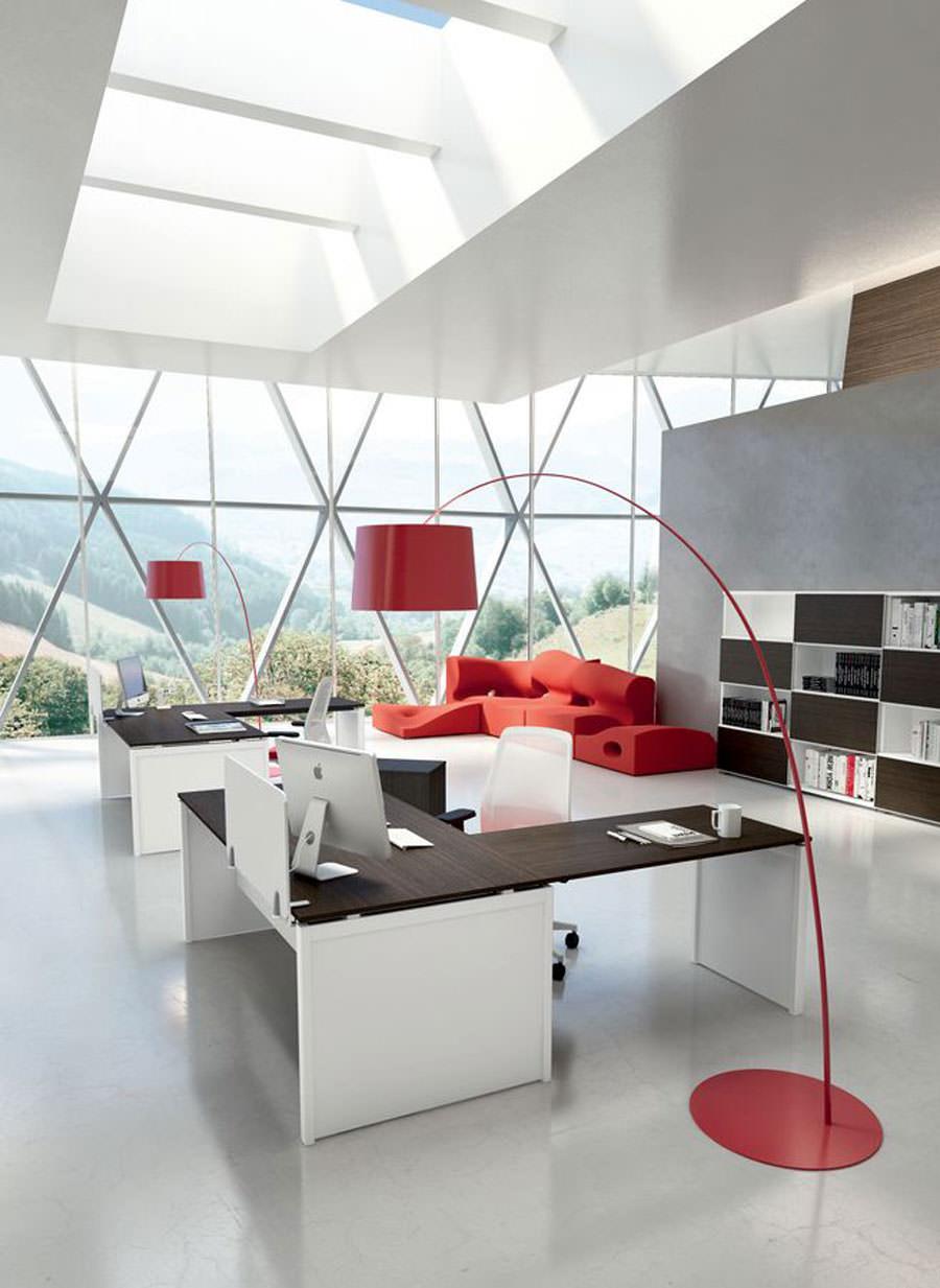Idee per mobili per ufficio dal design moderno n.18