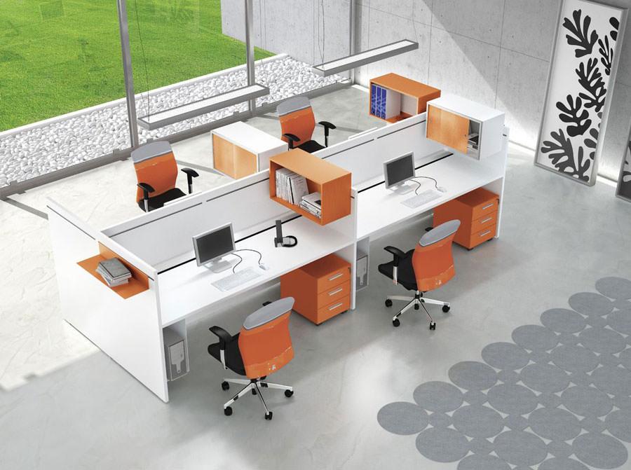 Idee per mobili per ufficio dal design moderno n.19