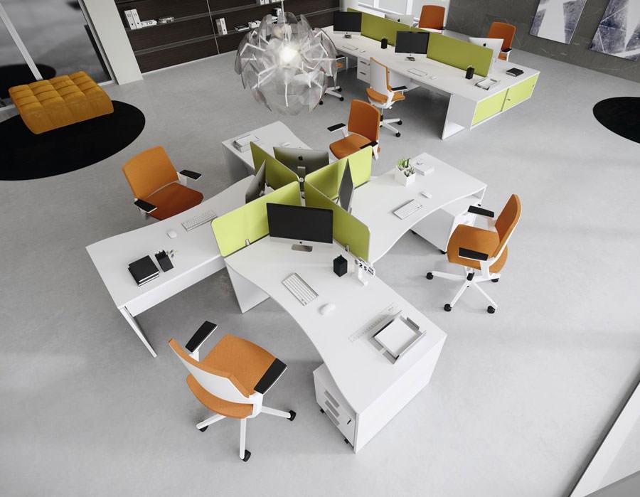 Idee per mobili per ufficio dal design moderno n.20