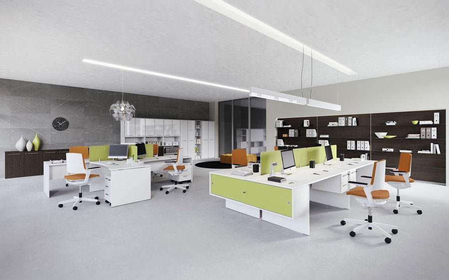 Idee per mobili per ufficio dal design moderno n.21