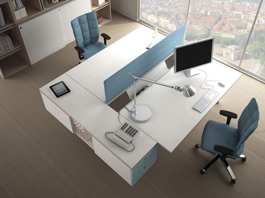 Idee per mobili per ufficio dal design moderno n.34