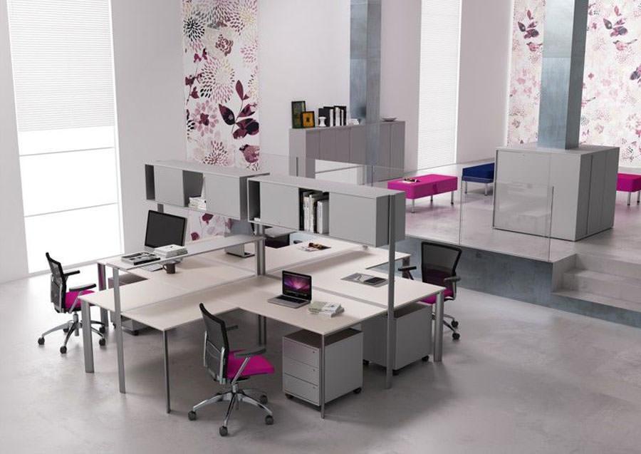 Idee per mobili per ufficio dal design moderno n.35