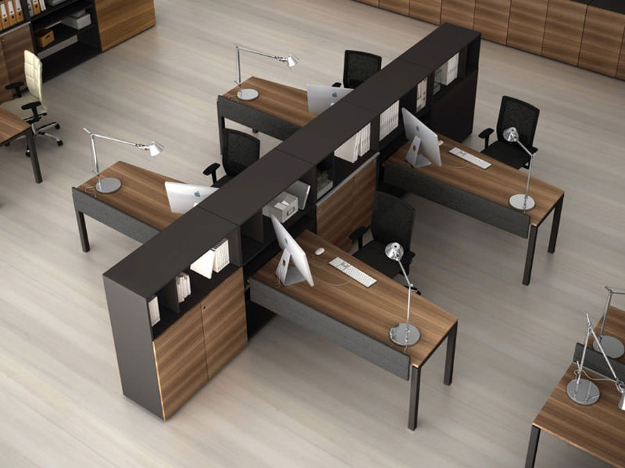 Idee per mobili per ufficio dal design moderno n.37
