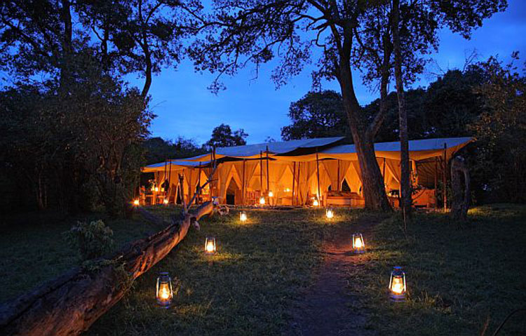 Foto del Naibor Camp Resort in Kenya n.07