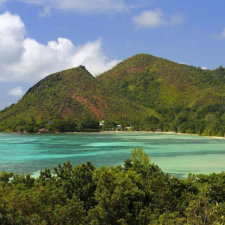 Foto del Raffles Praslin Resort alle Seychelles n.01