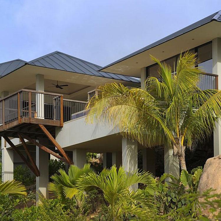 Foto del Raffles Praslin Resort alle Seychelles n.03
