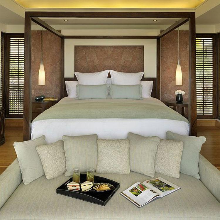 Foto del Raffles Praslin Resort alle Seychelles n.07