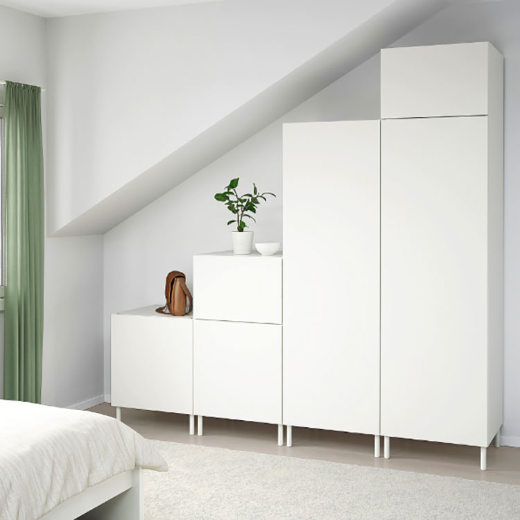 Come arredare un sottoscala 25 idee originali for Mobiletti tv ikea