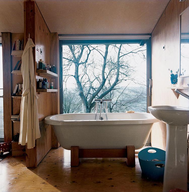 Bagno di lusso con vista panoramica n.06