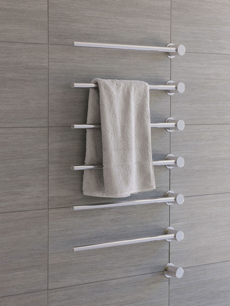 Termoarredo bagno dal design moderno n.38