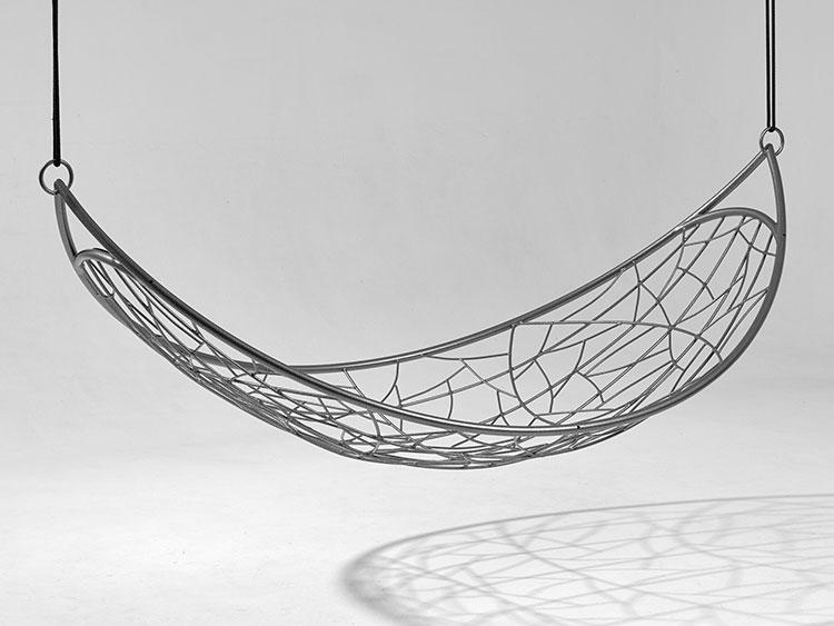 Modello di amaca da interni di design n.01
