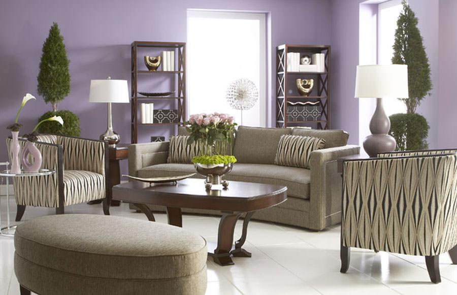 Idee per arredare il salotto con piante da interno - Decorazioni per interni case ...