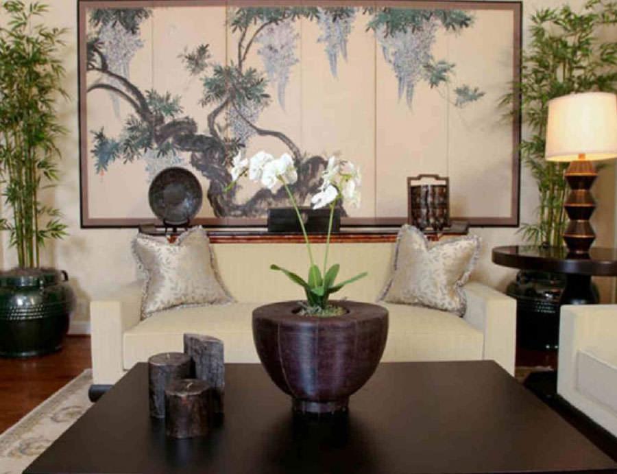 Arredare il salotto con piante da interno n.18