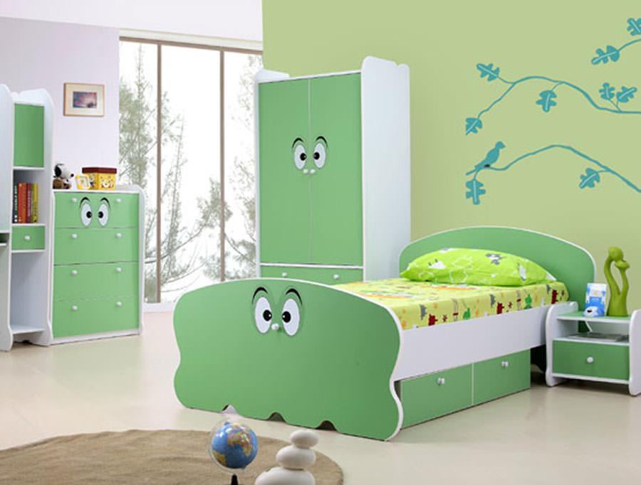 30 Simpatiche e Coloratissime Camerette per Bambini